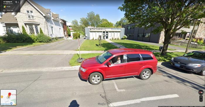 PVSC Google Street View